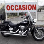Moto custom d'occasion belgique