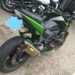 Occasion moto kawasaki dardilly