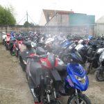Achat vente de moto