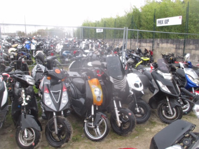 Moto scooter occasion france