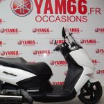 Concessionnaire occasion scooter