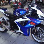 Suzuki moto soissons