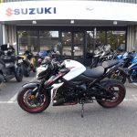 Concessionnaire suzuki moto 77