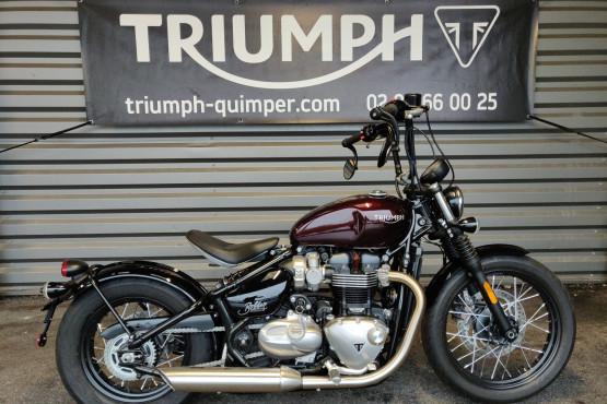 Moto triumph occasion bretagne