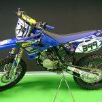Moto cross occasion yamaha yz 125