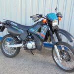 Moto yamaha 125 enduro occasion