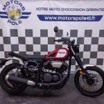 Moto occasion custom yamaha