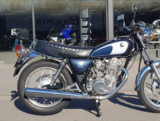 Annonce occasion yamaha