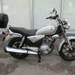 Recherche moto custom d'occasion