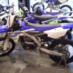 Moto cross yamaha d'occasion