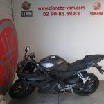 Moto 125 d'occasion bretagne