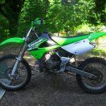 Moto 125 cross occasion pas cher