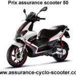 Assurance scooter 50cc prix