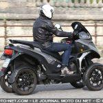 Moto 4 roues