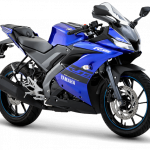 La moto yamaha