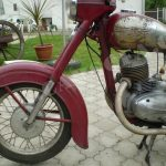 Renovation moto