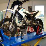 Reparation de moto