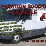 Reparation scooter a domicile
