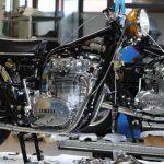 Moto ancienne occasion a restaurer