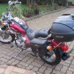 Annonce moto custom occasion