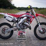 Moto cross honda 125 occasion