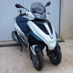 Scooter 125 pas cher occasion