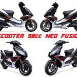 Vend scooter 50cc pas cher