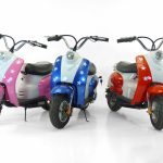 Scooter petite taille pas cher