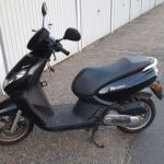 Scooter occasion 50 yvelines