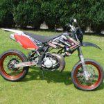 Moto 50cc occasion supermotard