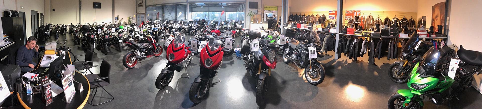 Vendeur scooter occasion paris