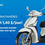 Occasion de scooter
