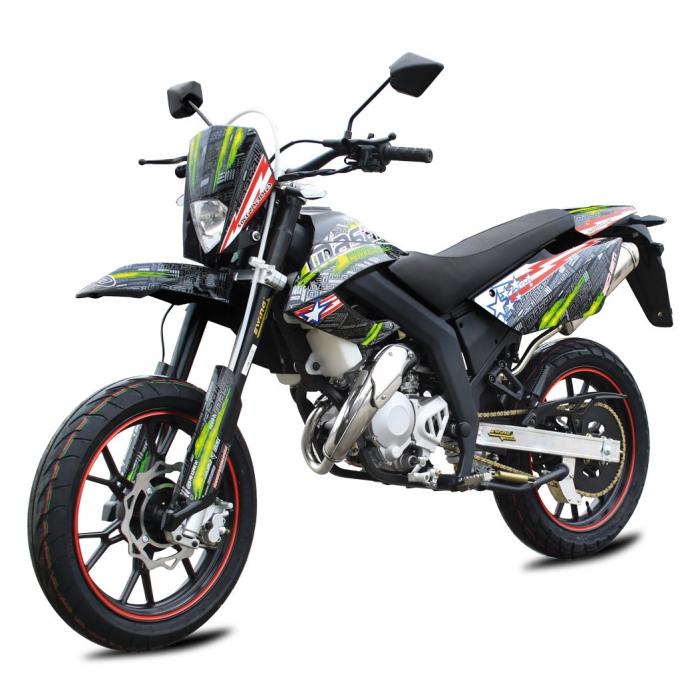 50 cm moto