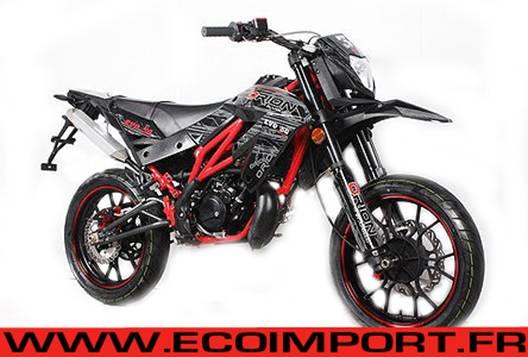 Acheter moto 50cc neuve