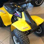 Annonce moto quad