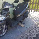 Moto 125 occasion vaud