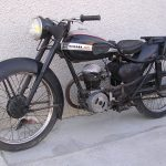 Moto ancienne terrot occasion