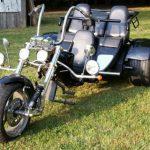 Moto trike pas cher d'occasion