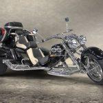 Moto trike occasion en drome