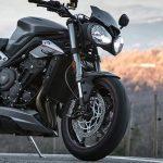 Moto occasion triumph