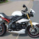 Moto triumph occasion alsace