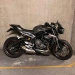 Moto triumph occasion toulouse