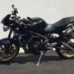 Moto occasion belgique triumph street triple