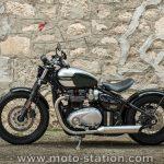 Moto occasion triumph bonneville