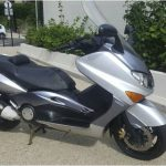 Moto scooter a vendre