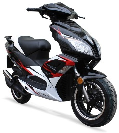 Scooter pas