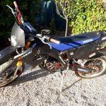 Yamaha moto 50cc