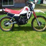Moto yamaha dt d'occasion belgique