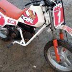 Occasion moto yamaha pw 50