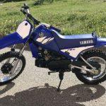 Moto cross yamaha 80cc occasion